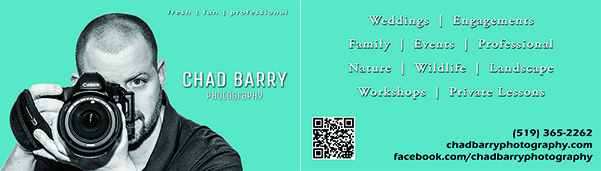 Business Card Chad Barry